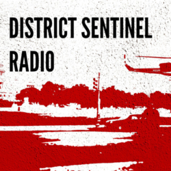 district sentinel radio logo